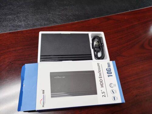 "2.5"" USB 3.0 Hard Drive Disk HDD SSD Enclosure External Lapt"