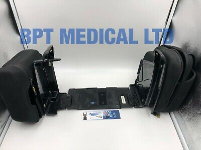 Lifepak Case 15 Carry Bag Ambulance Paramedic Emt