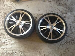 "2x  Holden Astra 18"" Mag Wheels-negotiable Inala Brisbane South West Preview"