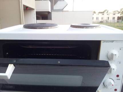 Stove Stovetop plus Grill Oven