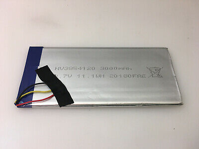 Original battery replacement part NV3854120 for PBS KIDS PBSKD12 PBKRWM5410  7