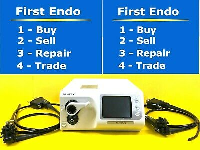 Pentax Epk-i Pal- 230v Eg-2990i Ec-3890li Endoscope Endoscopy