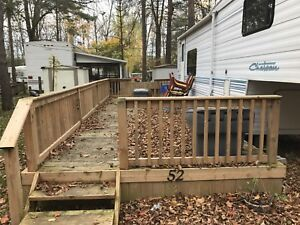 33 foot deck for sale