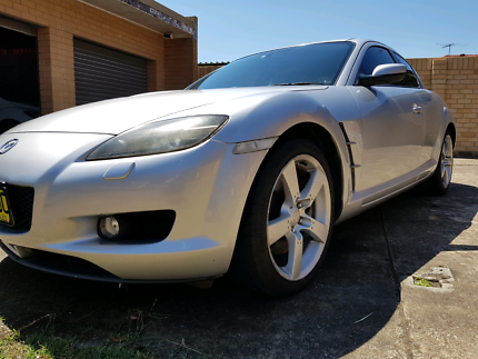 2004 Mazda RX-8 FE Series 1 Coupe 4dr Man 6sp Silver Daceyville Botany Bay Area Preview
