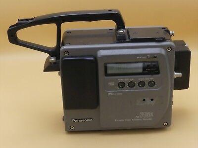 Panasonic S-VHS Videorecorder AG-7450 Dockingrecorder mit Timecode gebraucht kaufen  Recklinghausen