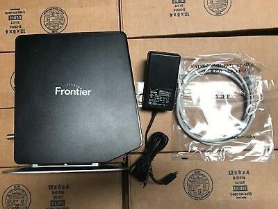 Frontier/Fios Gateway G1100 AC1750 Wireless Router W/ Cat5 Power Adapter