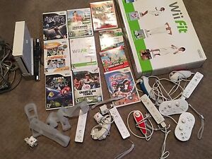 Wii , games and all accessories