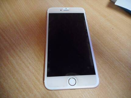 iPhone 6s Plus 64 GB Rosegold mint condition