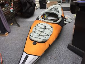 Stearns inflatable Kayak sell or trade