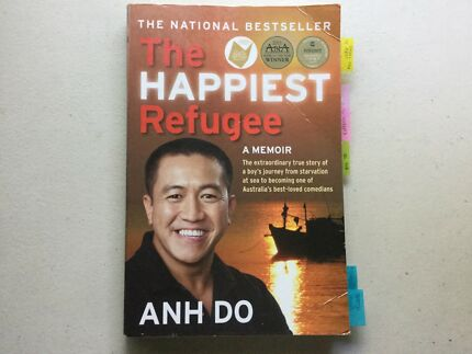 chapter summaries happiest refugee