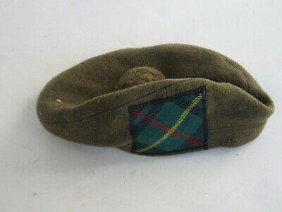 Scottish Commando Cap Uniform Mütze Schottisches Barett Beret - Schottische Mütze