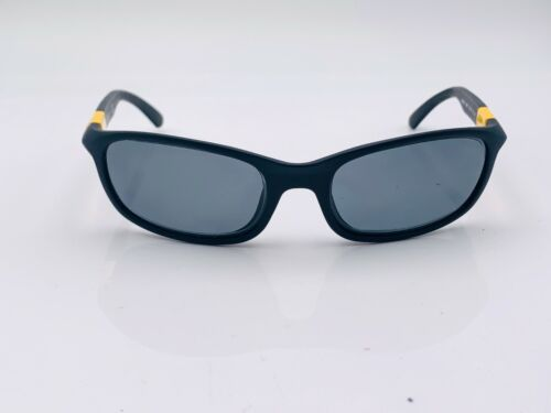 Ray Ban RJ9056 Yellow Black Oval Sunglasses FRAMES ONLY