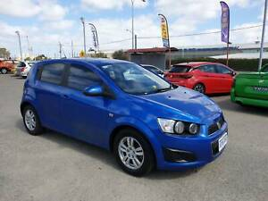 2012 Holden Barina TM MY13 CD Blue 6 Speed Automatic Hatchback Welshpool Canning Area Preview