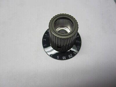 Tektronix Pg506 Control Knob 366-1521-00