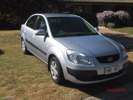 2007 Kia Rio Sedan Salisbury Salisbury Area Preview