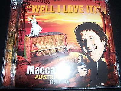 Ian Macca Macca's McNamara Well I Love It (Australia) 2 CD - NEW