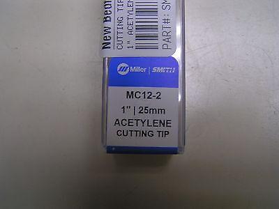 Smith Cutting Tip Mc Series Size 2