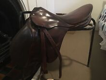 Stubben Siegfried jumping saddle Annandale Leichhardt Area Preview