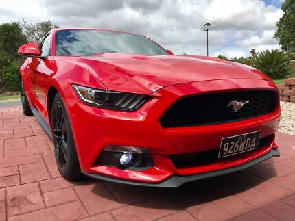 Ford Mustang Turbocharged Auto Fastback Ecoboost Calamvale Brisbane South West Preview