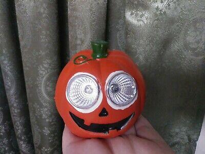 Cool Halloween Decoration (Cool jack-o'-lantern Solar Light Halloween Decoration Punk Rock Spooky)