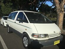 Toyota tarago 1993 . Automatic 4 months rego Lidcombe Auburn Area Preview