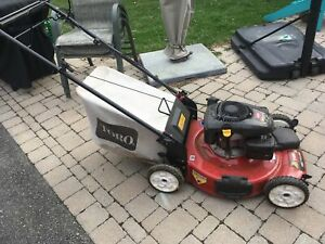 "22"" Toro recycler Lawnmower"
