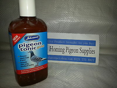 Johnsons Pigeon Tonic for racing pigeon (500ml)