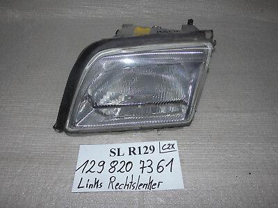Scheinwerfer 1298207361  links R129 SL Mercedes