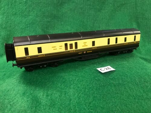 #28 Exley 00 scale coach GWR Luggage/Brake  Coach Excellent Condition