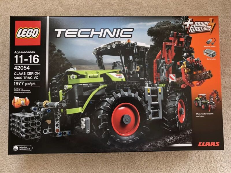 LEGO Technic Claas Xerion 5000 Trac VC (42054)