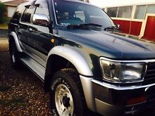 Toyota Hilux Surf turbo diesel (may swap) Gympie Gympie Area Preview