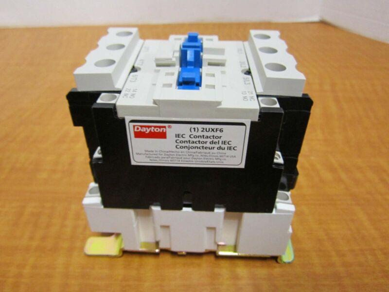 IEC Contactor 24VAC 65 Amps Open 3 Poles Nonreversing 1NC/1NO 2UXF6 NEW