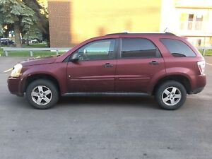2007 Chevrolet Equinox-Allwheel Drive-Includes safety inspection