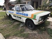 Datsun 1200 Ute Rolling Shell Epping Whittlesea Area Preview