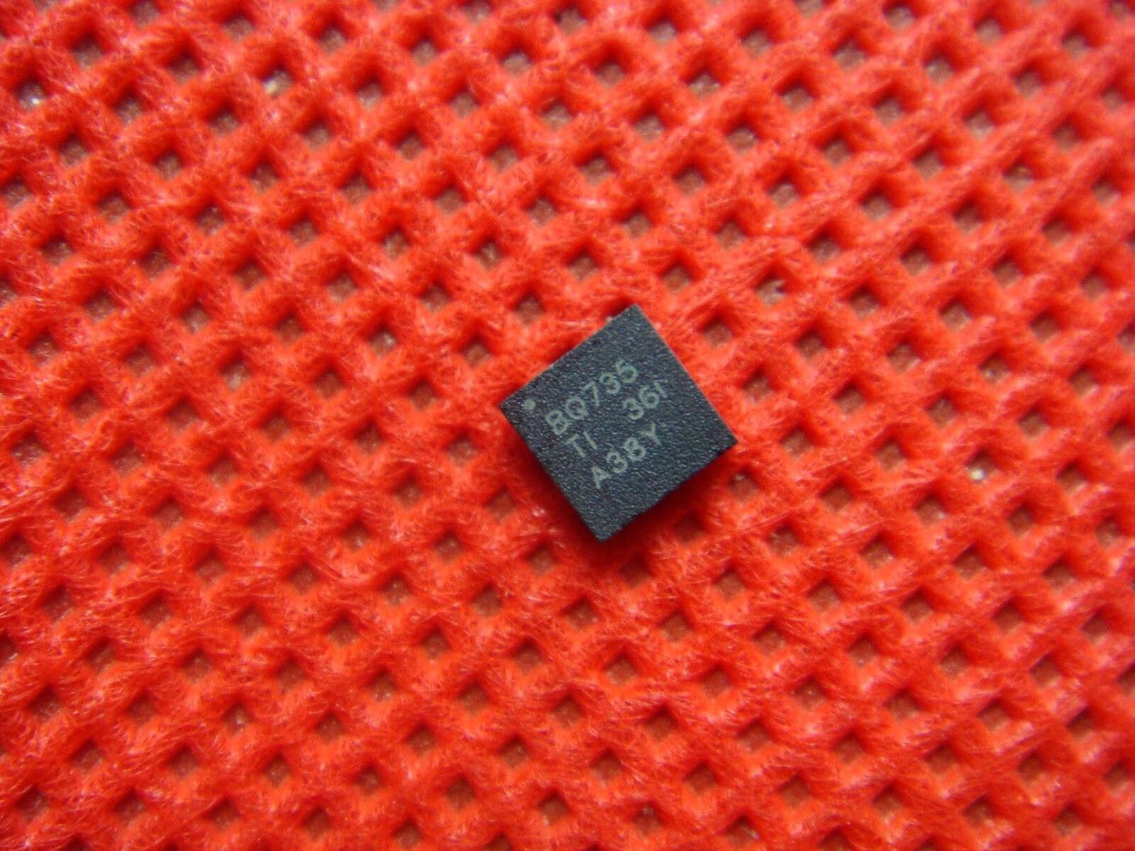 10 Pieces New Texas Instruments Ti Bq735 Qfn 20pin Power Ic Chip Electronic Components Integrated Circuitsicsicchina Mainland Chipset