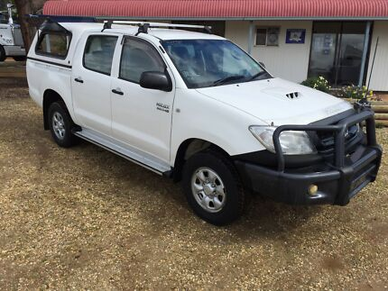 2010 Toyota Hilux Ute Lavington Albury Area Preview