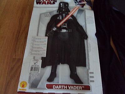 Halloween Costume Star Wars Darth Vader Child's Size Medium - Darth Vader Halloween Costume