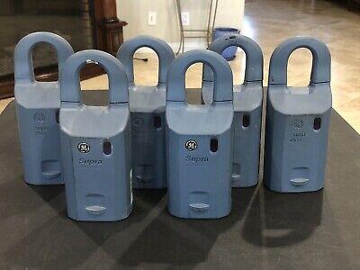 Lot Of 6 Ge Supra Ibox Real Estate Lockbox For Partsas-is