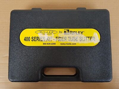 Miller 400 Series Kit - Fiber Tube Slitter