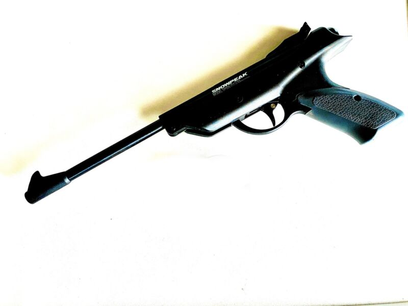 .22 Caliber Pellets Air Pistol Gun 5.5mm Pellet Gun 7.5 Joule High Performance