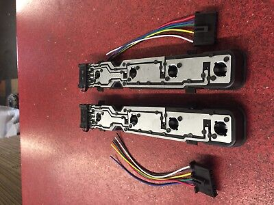 1 PAIR OF TRANSIT MK7 TAIL LAMP BULB HOLDER 2006-14 WITH WIRING LOOM CONNECTOR