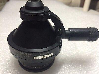 Olympus Microscope Condenser U-poc-2 0.9 Polarizing Pol Bx Bx40 Bx50 Bx41 Bx51