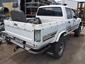 Wrecking 95 #Toyota #Hilux SR5 RN106 DCab #Ute MT #4WD 161101 Port Adelaide Port Adelaide Area Preview