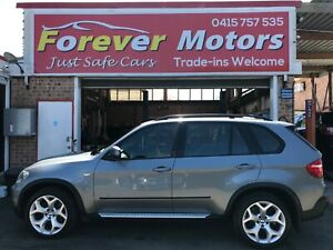 2009 BMW X5 xDRIVE 30d TURBO DIESEL 7SEATER AUTOMATIC SUV Long Jetty Wyong Area Preview
