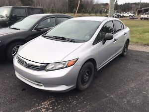 Honda Civic for sale ! New winter tires!