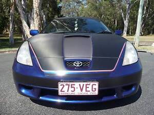 2001 Toyota Celica STUNNING!!!! with VERY LONG REGO, AUTOMATIC Southport Gold Coast City Preview