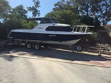Swiftcraft Statesmen 24ft Boat for sale!! Lockridge Swan Area Preview