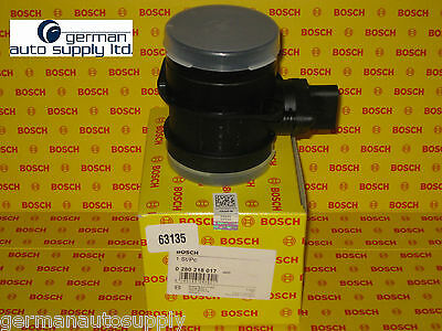 Volkswagen Air Mass Sensor - BOSCH - 0280218017 / 63135 - NEW OEM VW MAF
