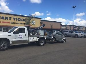 ALWAYS GET A QUOTE FOR A TOW TRUCK 79.99 IN TOWN TOWING