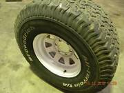 Landcruiser Tyre and Rim Cannington Canning Area Preview